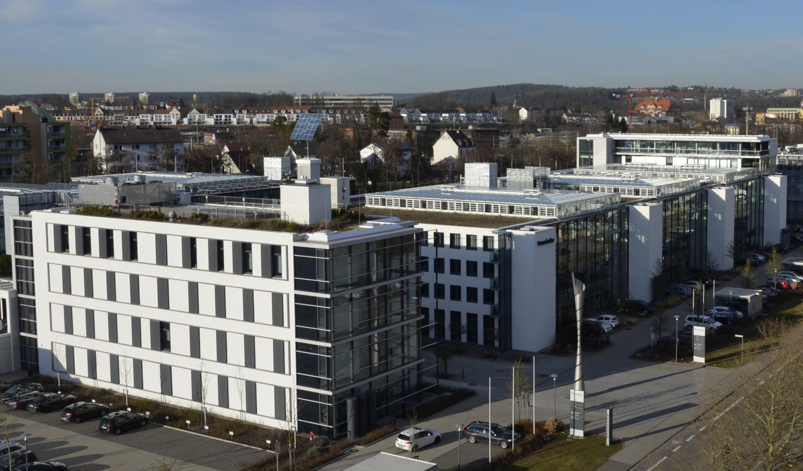 fraunhofer offices